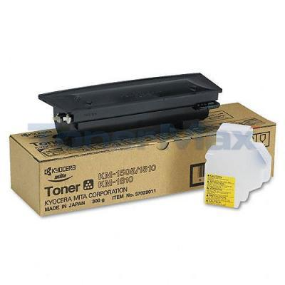 KYOCERA MITA KM 1505 1810 TONER BLACK